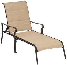 Poolside Chaise Lounge Hampton Bay Belleville Patio Chaise Lounge Fls80132 Ebay