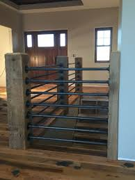 Metal Stair Rails And Banisters Best 25 Indoor Railing Ideas On Pinterest Indoor Stair Railing