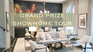 fall 2015 princess margaret showhome tour oakville youtube