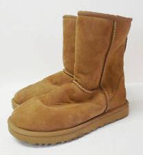 womens ugg denhali boots ugg australia denhali us 7 black boot pre owned 1926 ebay