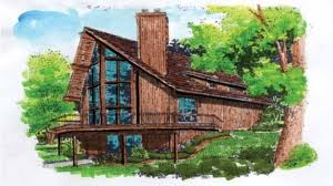 chalet home plans home plan homepw26886 1720 square foot 3 bedroom 2 bathroom