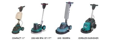 scrubbers polishers and burnishers floor cleaning machines
