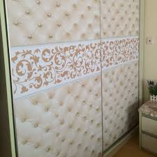 Yazi Home Decor Customized Size 3d Wall Paper Sticker Effect Self