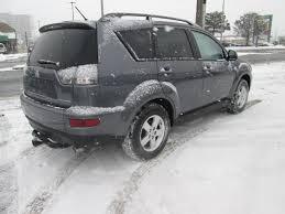 white mitsubishi outlander 2012 mitsubishi outlander collectible auto sales