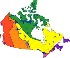 regions of canada map mr polsky social studies resources