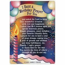 birthday prayer patsb pinterest birthday prayer special
