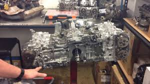 subaru wrx engine block subaru engine comparison fa20 ej20 ej25 sti wrx youtube