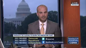 Is It Illegal To Fly A Flag Upside Down Washington Journal News Headlines Viewer Calls Sep 18 2017