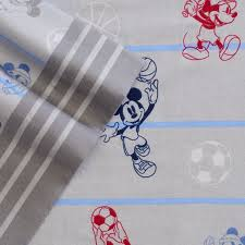 Twin Sheet Set Disney Mickey Mouse Flannel Sheet Set Twin Bed Sheets Bedding