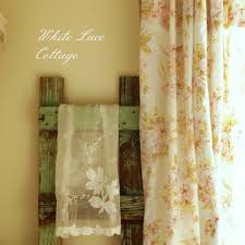 simple to make no sew curtain all things pretty pinterest