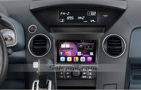 honda pilot audio system 2009 2013 honda pilot radio removal and installation car dvd