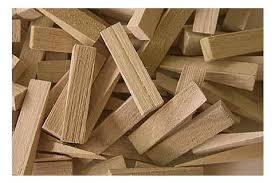 small wood wedges poolfelt