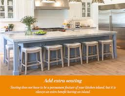 add your kitchen with kitchen island with stools midcityeast functionality and creativity how to choose a kitchen island