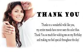 thank you messages for birthday wishes to thank you