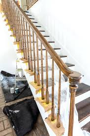 Wooden Banister Rails Stair Banisters And Rail U2013 Brandonemrich Com