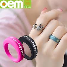 rubber wedding ring fashion silicone finger ring big silicone wedding band buy