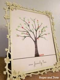wedding diy fingerprint tree template to download u0026 print