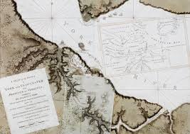 1775 Map Of Boston by Colonial Williamsburg Exhibit Mapping The Road To Revolution