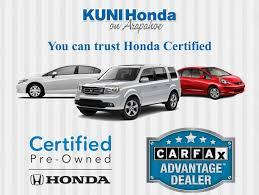 honda certified cars honda certified used cars for sale in centennial co at kuni honda