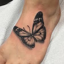 Flower Butterfly Tattoos 01 Huertas Artist Disney Tattoos Flower Tattoos