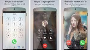 screen caller id pro apk free caller screen dialer apk free of apk