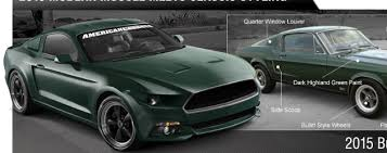 who owns the original bullitt mustang 2015 mustang concepts by amcarguide com