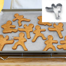 gift search ninjabread men cookie cutters set of 3