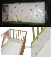 Mini Crib Bumper Pads by Crib Bedding Ikea Creative Ideas Of Baby Cribs