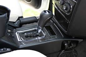 overview of differential high low buttons on g wagons