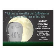 funny 50th birthday invitations u0026 announcements zazzle