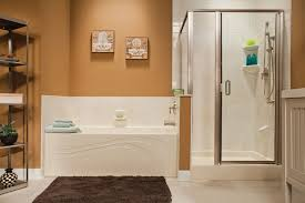 gorgeous bathroom ideas replace tub with shower design exterior by