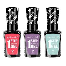 wet n wild 1 step wondergel nail color reviews