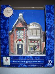 victoria falls porcelain lighted house and 50 similar items