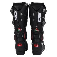sidi motocross boots review sidi crossfire 2 srs black boots at mxstore