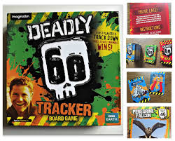 ideas for older boys christmas gifts deadly 60 game review