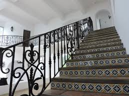 Iron Grill Design For Stairs Railing Design Wrought Iron Stair And Stairs On Pinterest