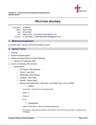 templates for business agenda perfect business agenda template component documentation template