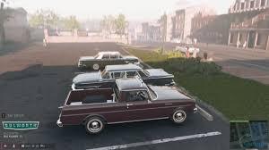 rare cars unique vehicles locations mafia 3