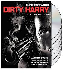amazon com dirty harry collection dirty harry magnum force