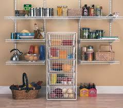 deep drawer wire rack 5 baskets closet storage laundry office