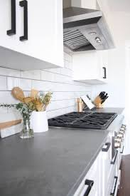what is the newest trend in kitchen countertops pin on kitchens
