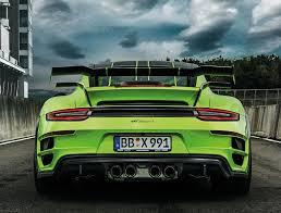 2017 porsche 911 turbo gt street r techart wallpapers official techart gtstreet r 991