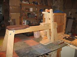 any shaving horse owners out there woodworking talk