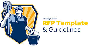 cleaning services rfp template u0026 guidelines