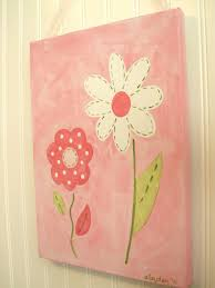 image result for easy canvas painting for kids canvases only
