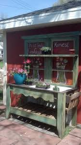Merry Garden Potting Bench by 58 Best Potting Bench Images On Pinterest Potting Sheds Garden