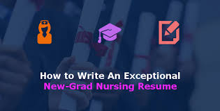 New Grad Resume Sample by How To Write An Exceptional New Grad Nursing Resume