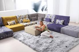 seating sofa low seating living room furniture ideas by fama