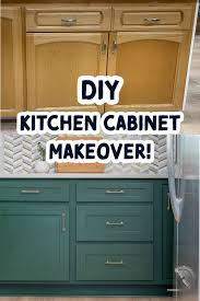 how do you reface kitchen cabinets yourself how to reface kitchen cabinets on a budget anika s diy
