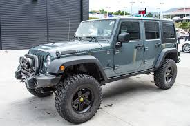 used jeep wrangler unlimited rubicon for sale 2014 jeep wrangler unlimited rubicon aev for sale in colorado